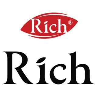 Cок Rich 1л - Персик